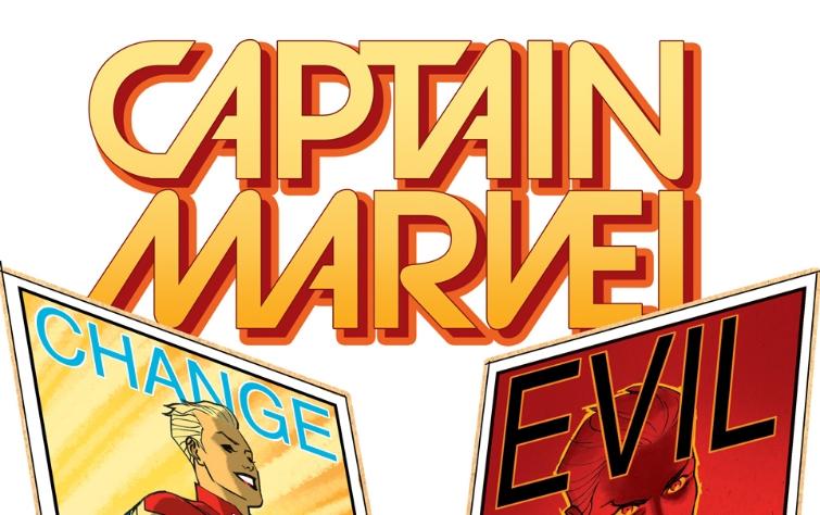Nuevo cómic de Captain Marvel llegará a principios de 2017