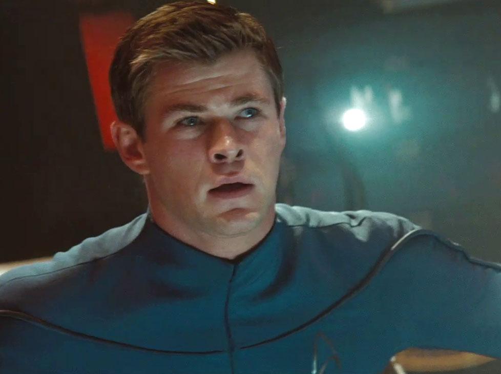 Chris Hemsworth volverá en la confirmada cuarta película de Star Trek