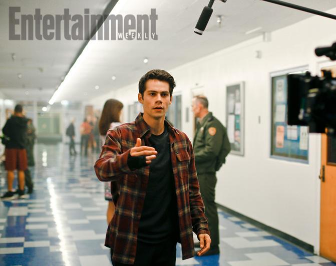 Primeras fotos de la sexta temporada de Teen Wolf