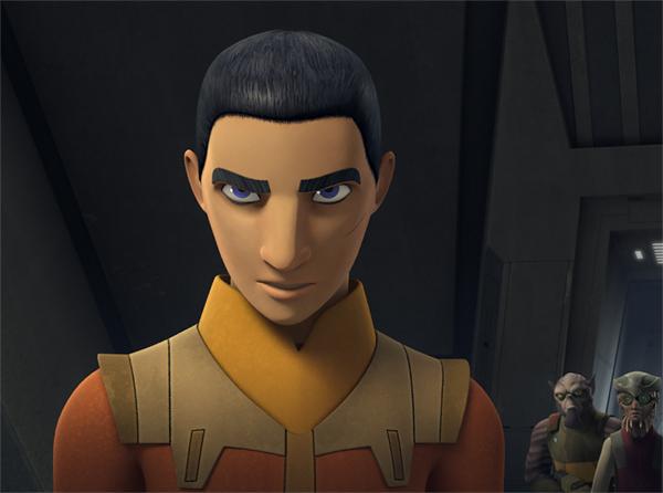 Trailer y todo sobre la tercera temporada de Star Wars Rebels