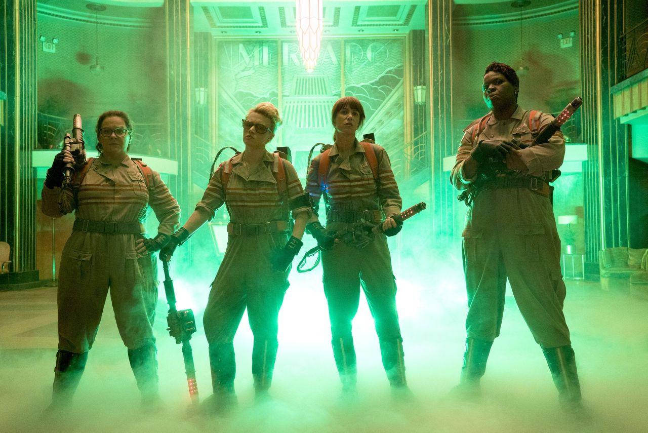Versión Blu-ray de Ghostbusters tendrá edición extendida