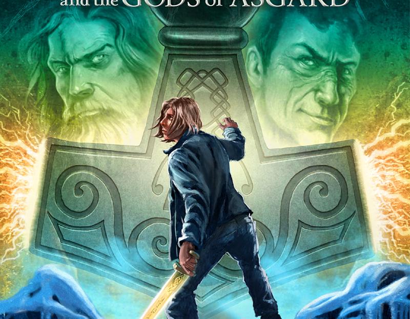 Conoce las fechas del nuevo tour de Rick Riordan sobre The Hammer of Thor