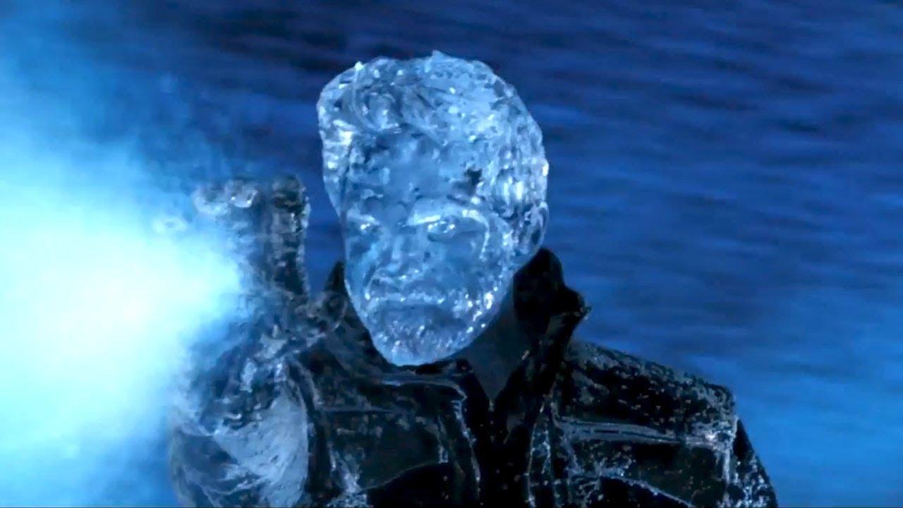 Ya podemos congelar cosas al estilo Iceman