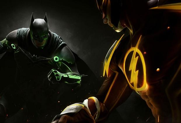DC revela nuevos personajes de Injustice 2 y gameplay trailer