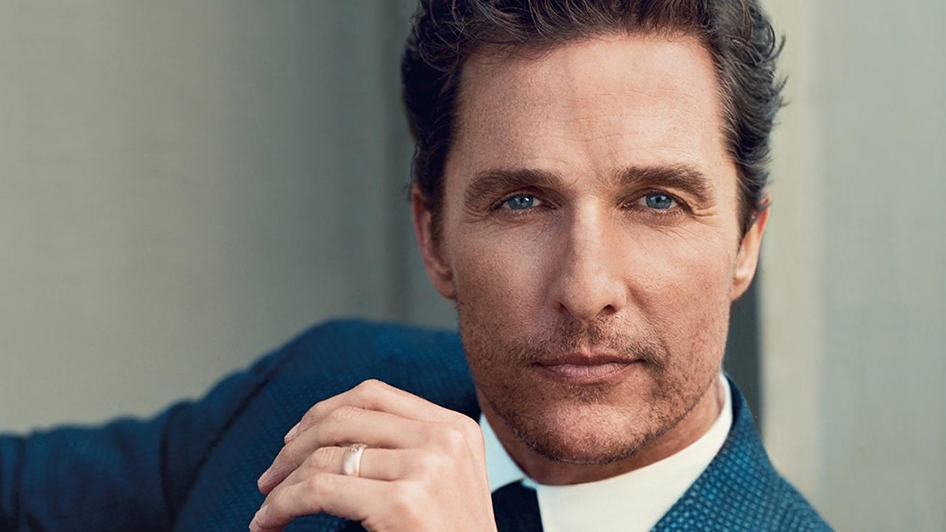Primeras imágenes de Matthew McConaughey en el set de The Dark Tower