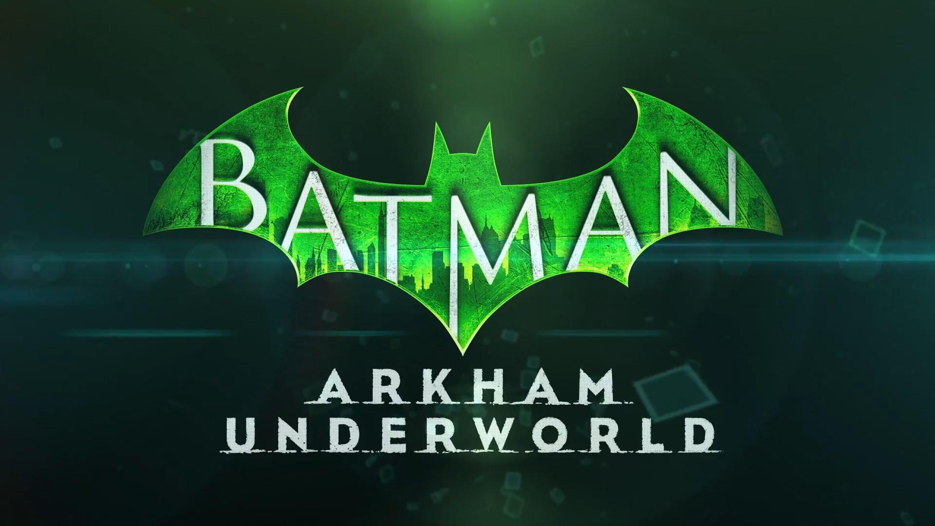 Batman: Arkham Underworld ya llegó a iOS