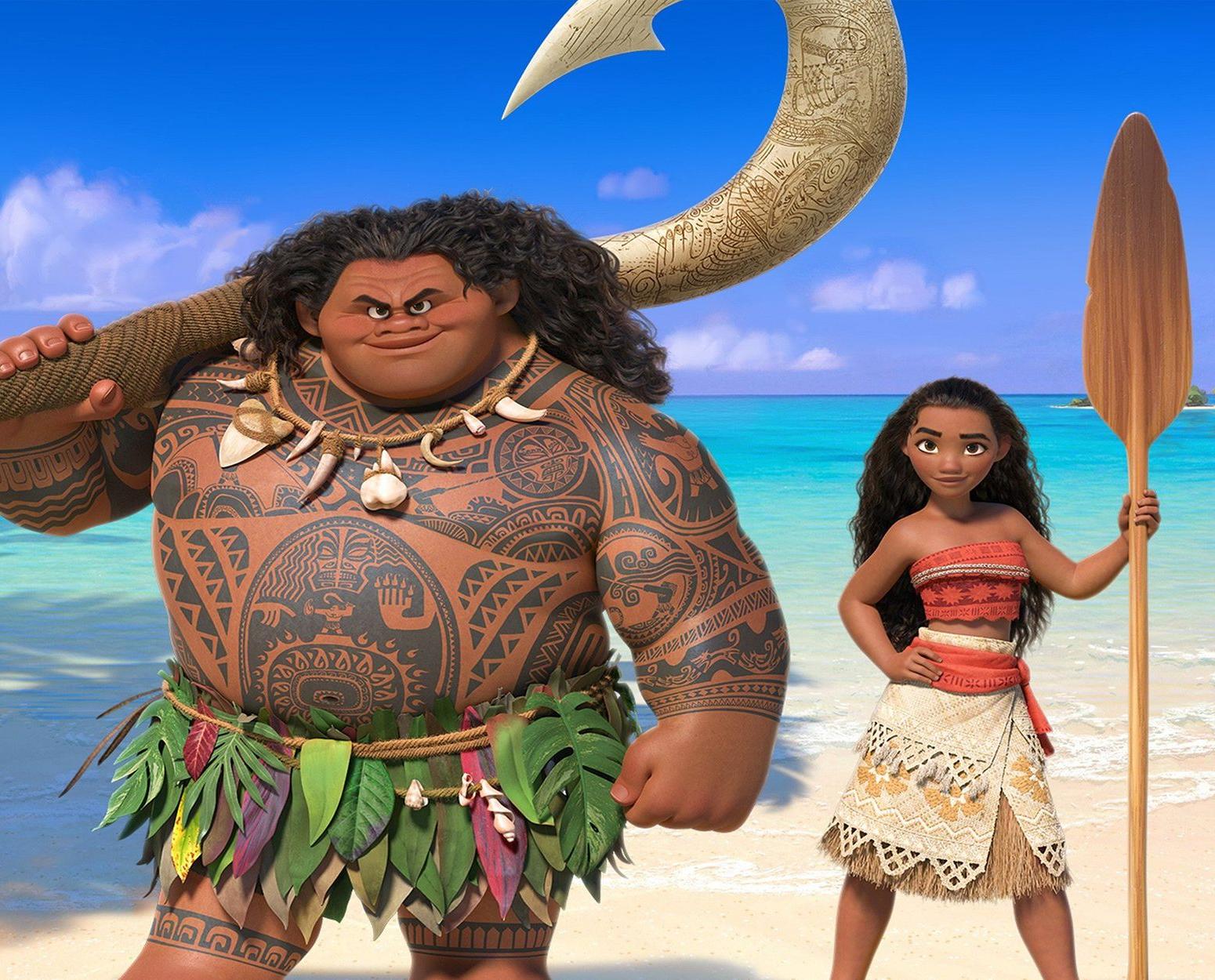 Personajes y elenco de Moana ha sido anunciado