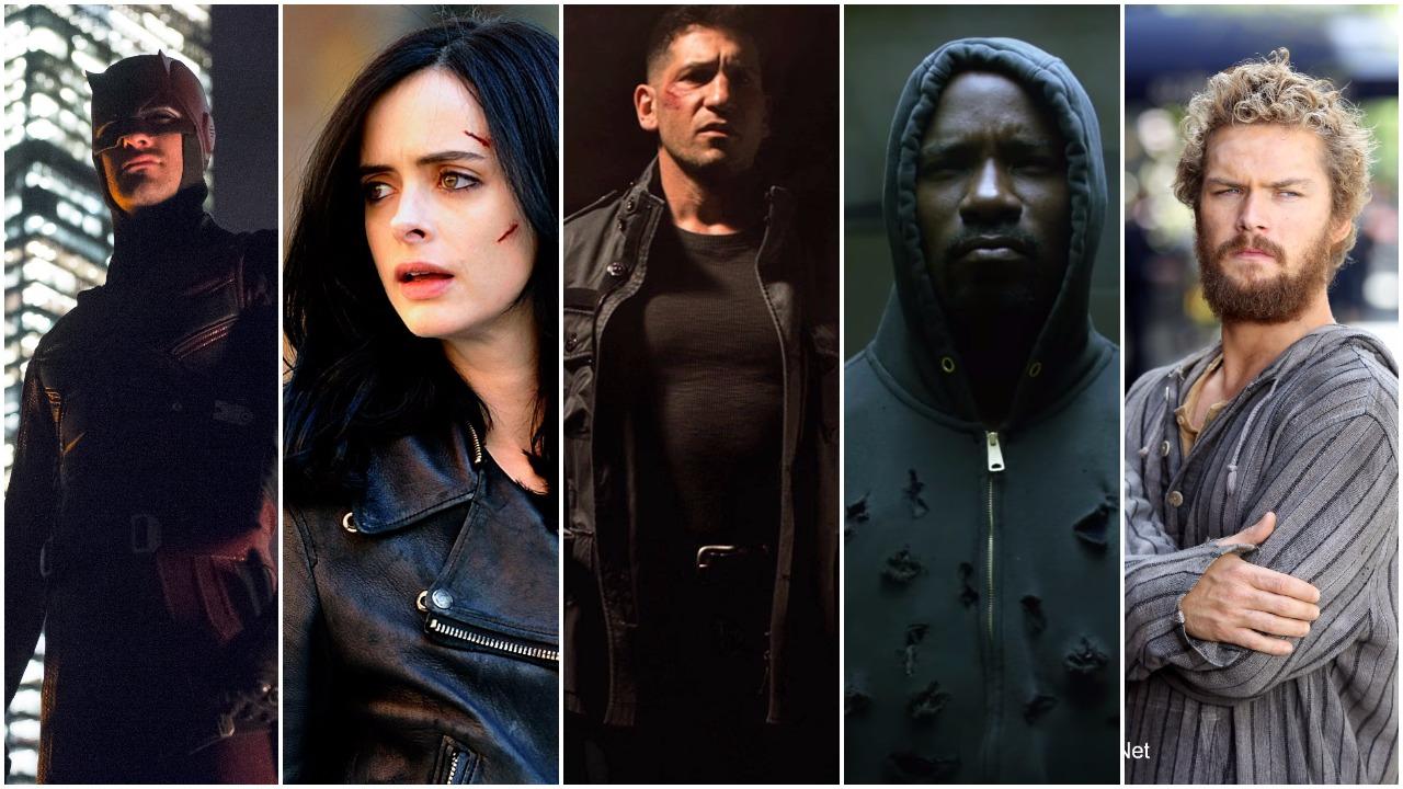 Daredevil y Jessica Jones no regresarán sino hasta el 2018