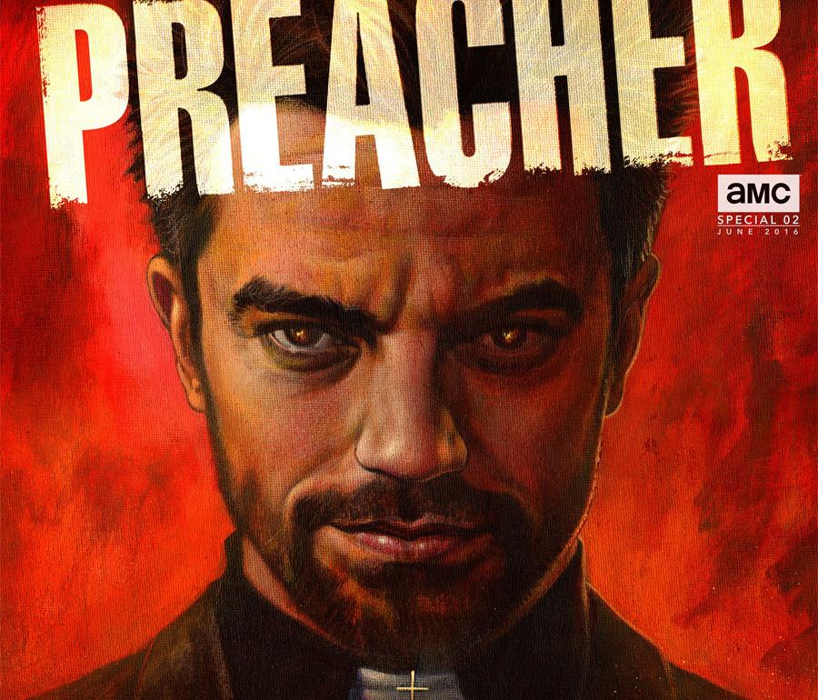 SDCC: Preacher muestra preview de últimos episodios de la temporada
