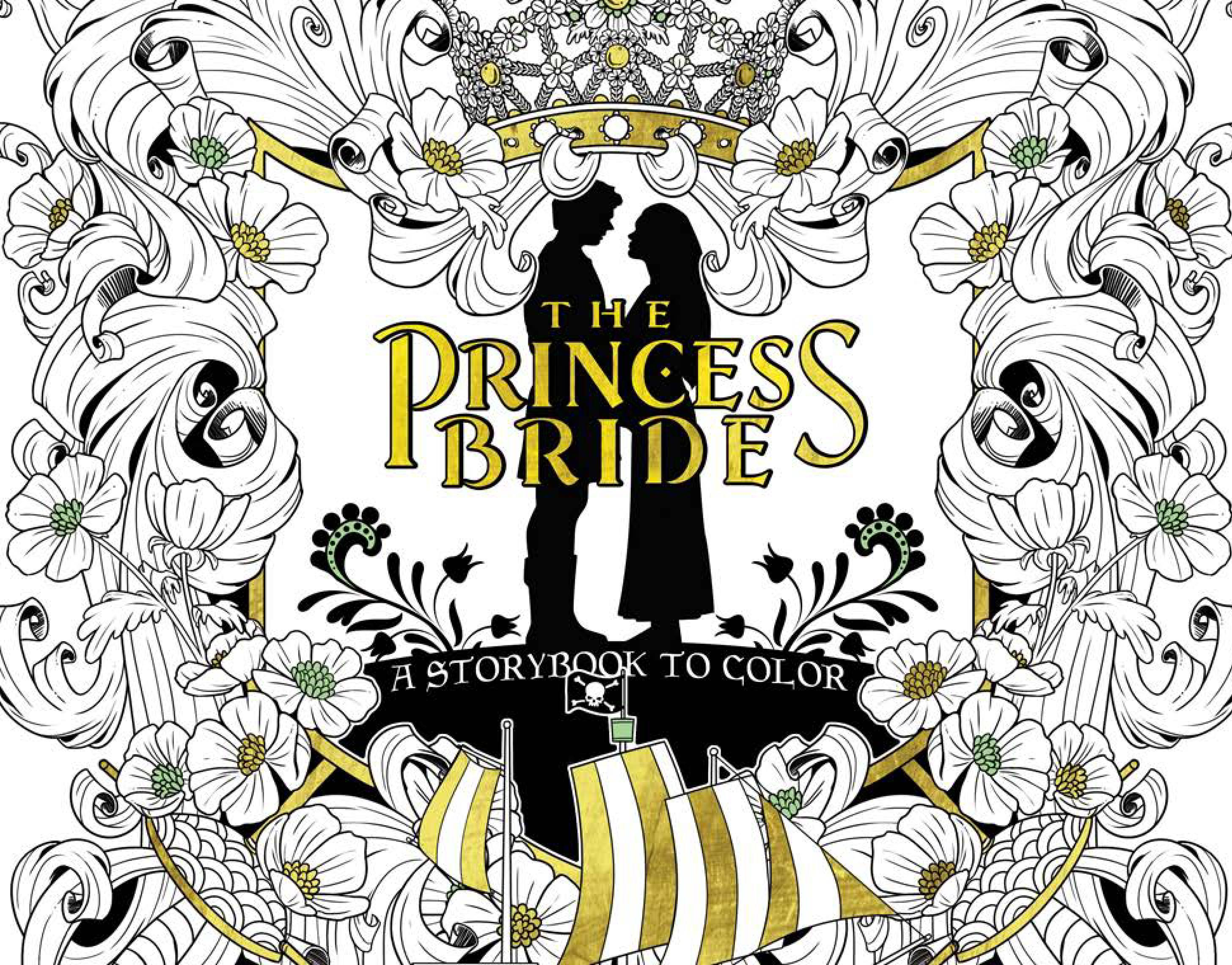 The Princess Bride tendrá un libro para colorear - ModoGeeks