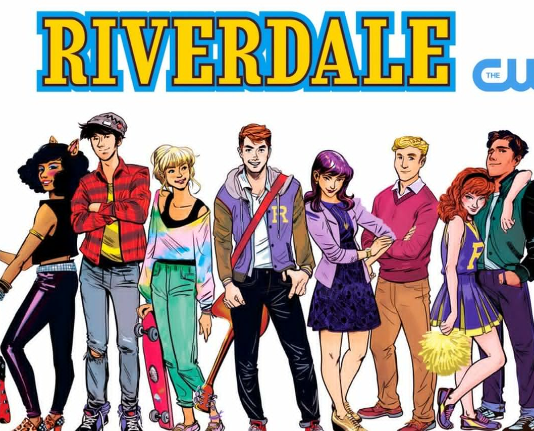 "SDCC: Riverdale es ""Twin Peaks adolescente"""