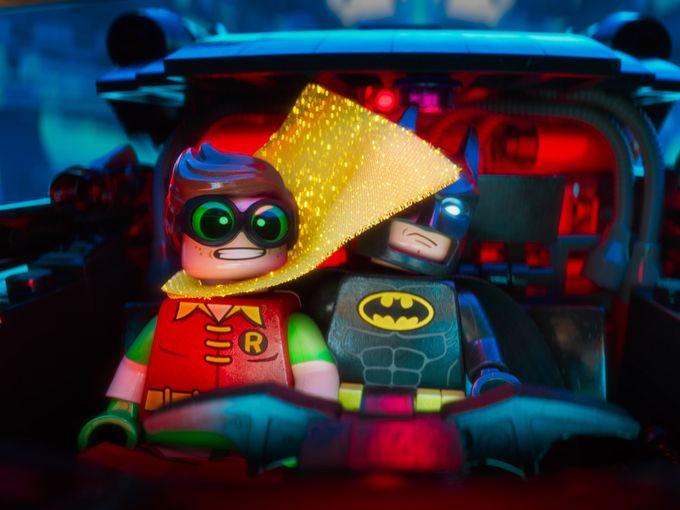 SDCC: Nuevo trailer de Lego Batman muestra a Robin y el Joker