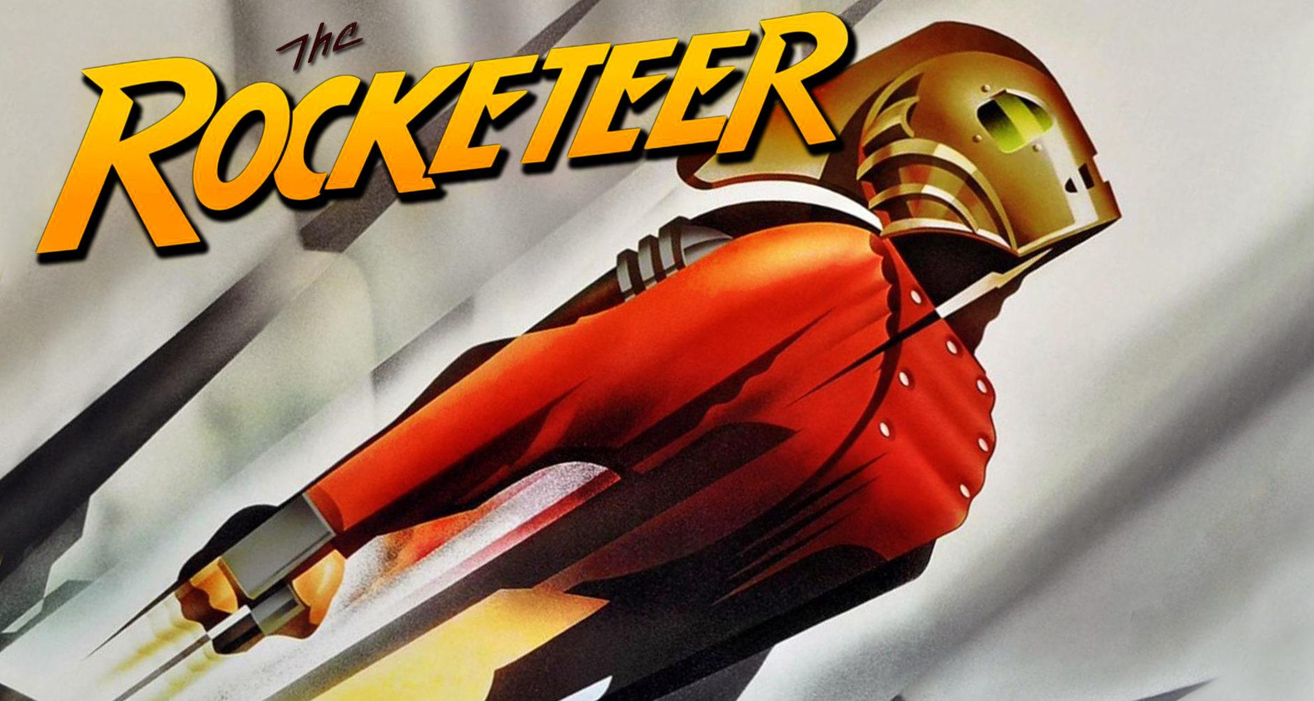Disney prepara secuela de The Rocketeer