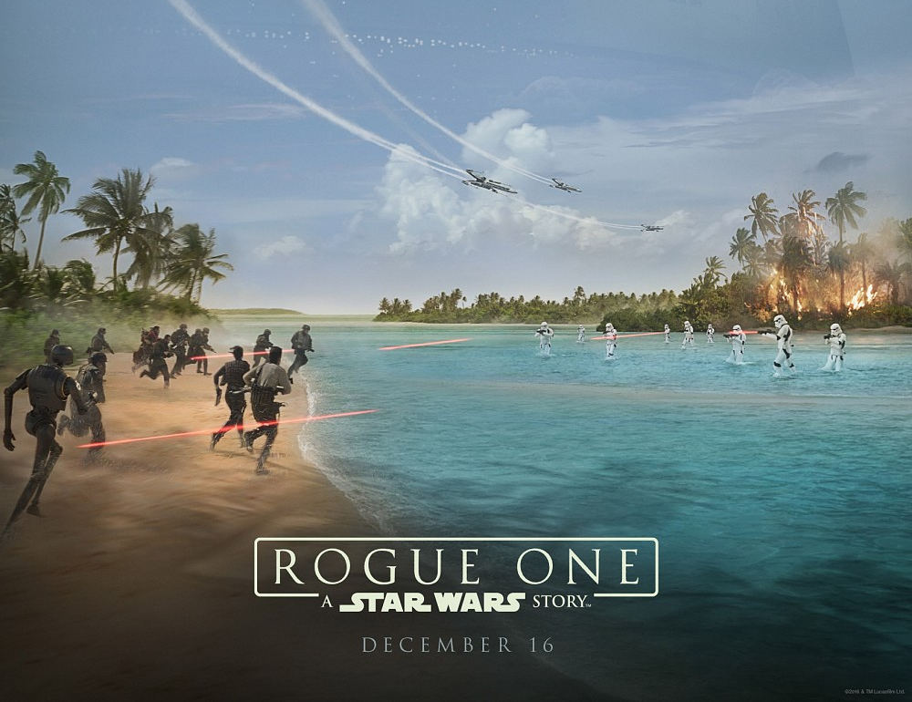 Rogue One: Póster oficial, Celebration Reel y más