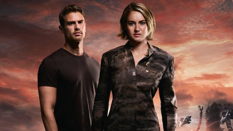 Última película de Divergente podría ser movida a la TV