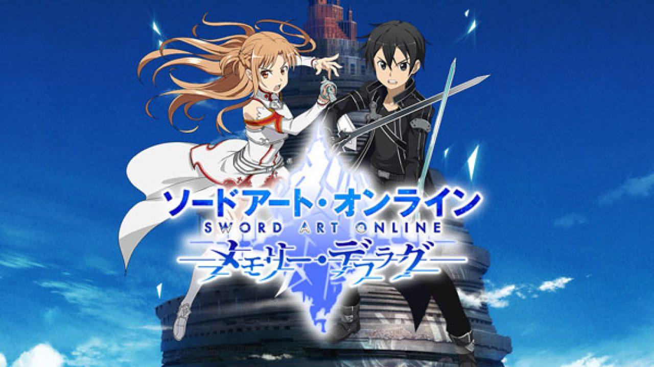 Confirmado nuevo juego de Sword Art Online para móviles