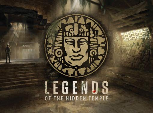 SDCC: Nickelodeon revela trailer de Leyendas del Templo Escondido