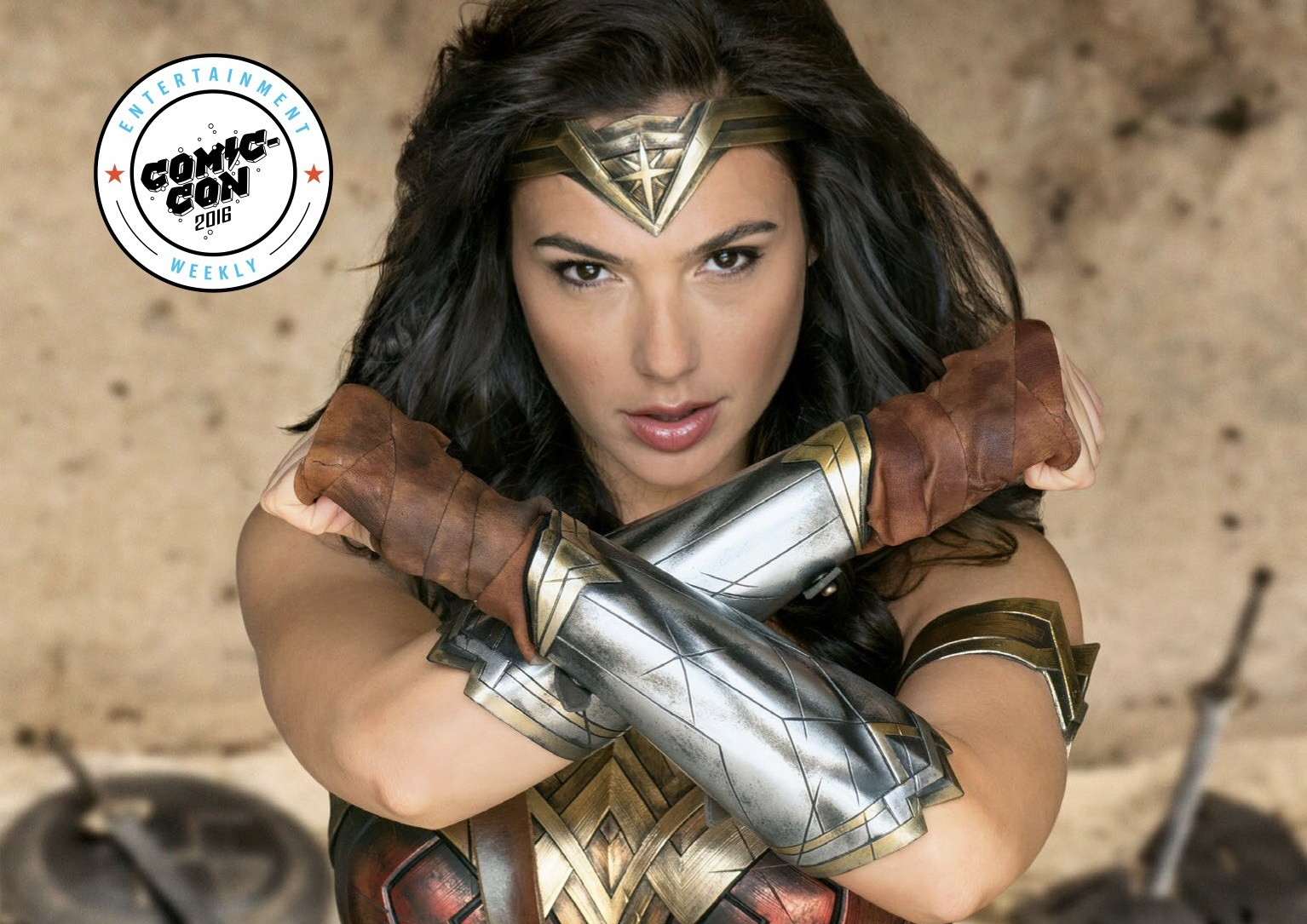 Primera sinopsis oficial e imágenes de Wonder Woman