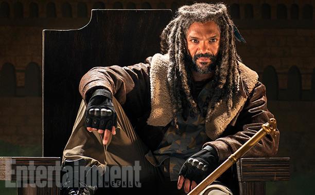 Khary Payton describe a detalle la participación de Ezekiel en The Walking Dead