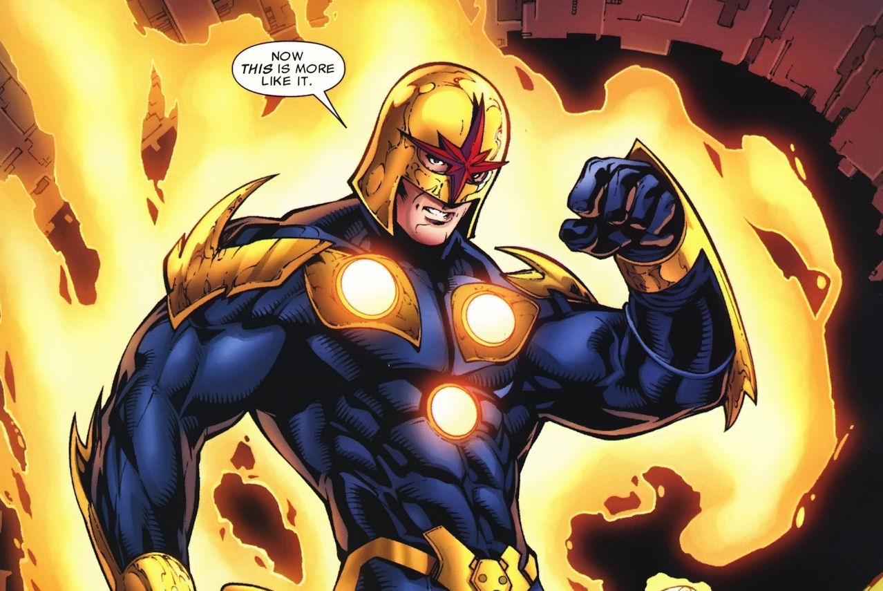 Richard Rider volverá a ser Nova en nuevo comic