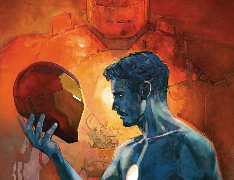 Conoce a la madre biológica de Tony Stark