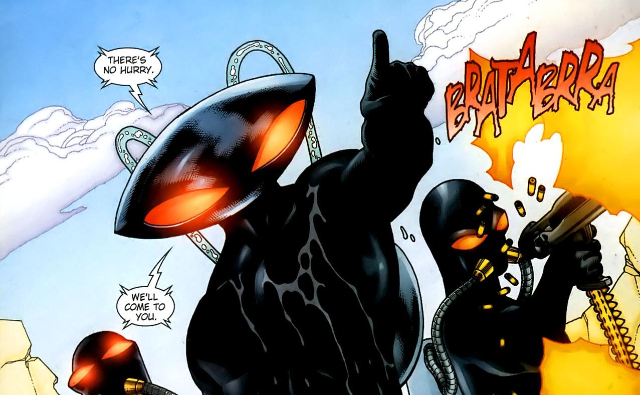 Aquaman ya tiene villano y se trata de Black Manta