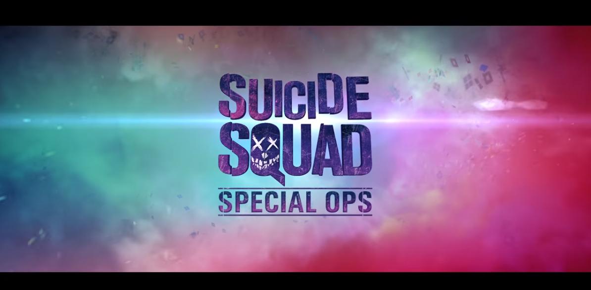 Escuadrón Suicida: Fuerzas especiales, el juego de la película