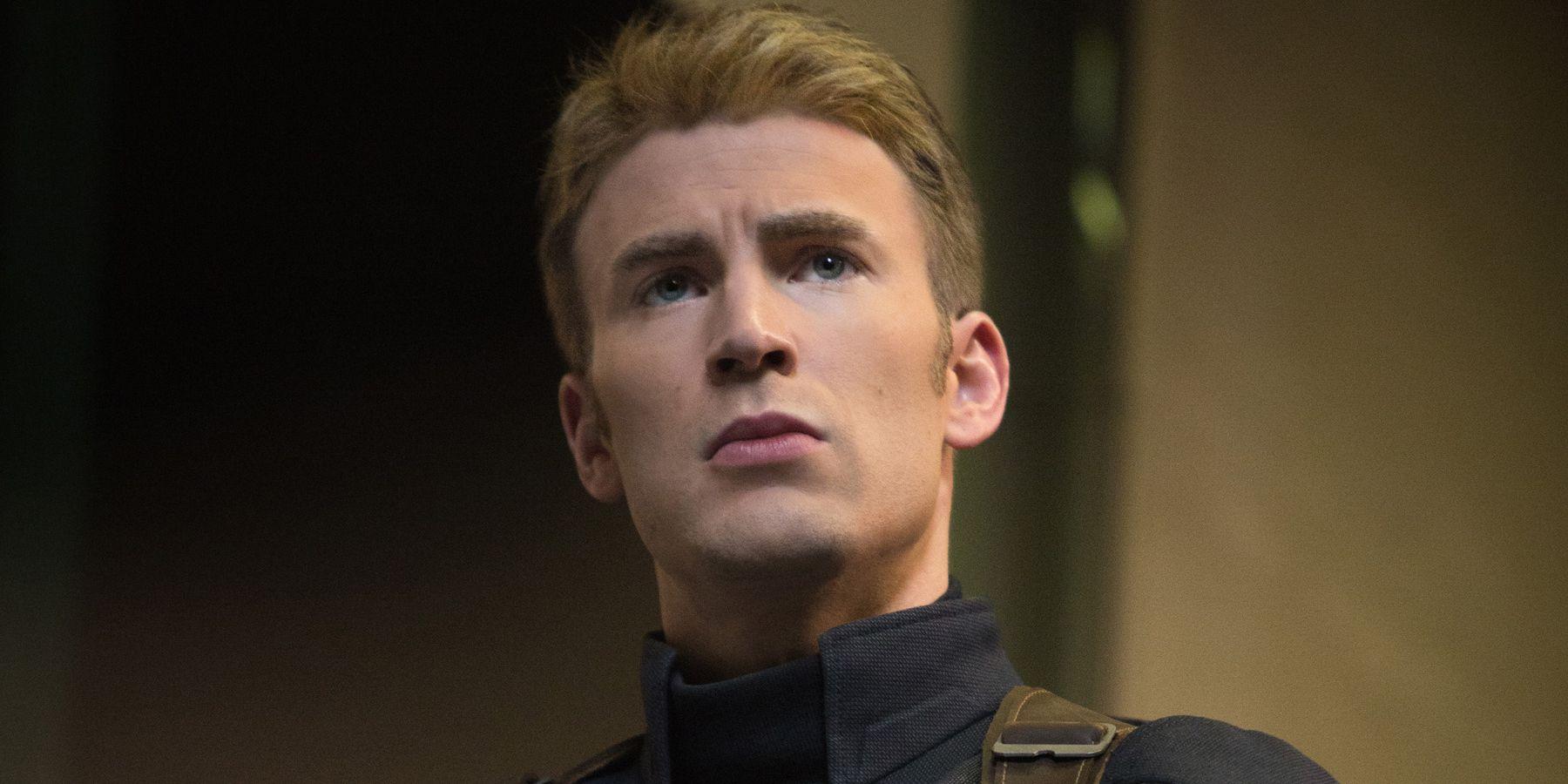 Steve Rogers ya no es Capitán América luego de Civil War