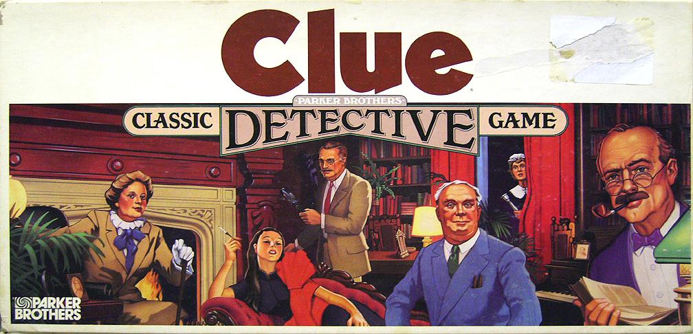 Se viene la película de Clue