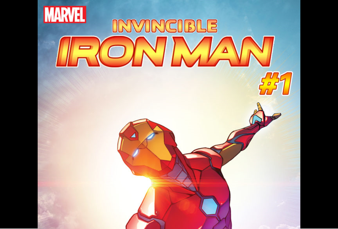 El Iron Man de Riri Williams llevará por nombre Ironheart