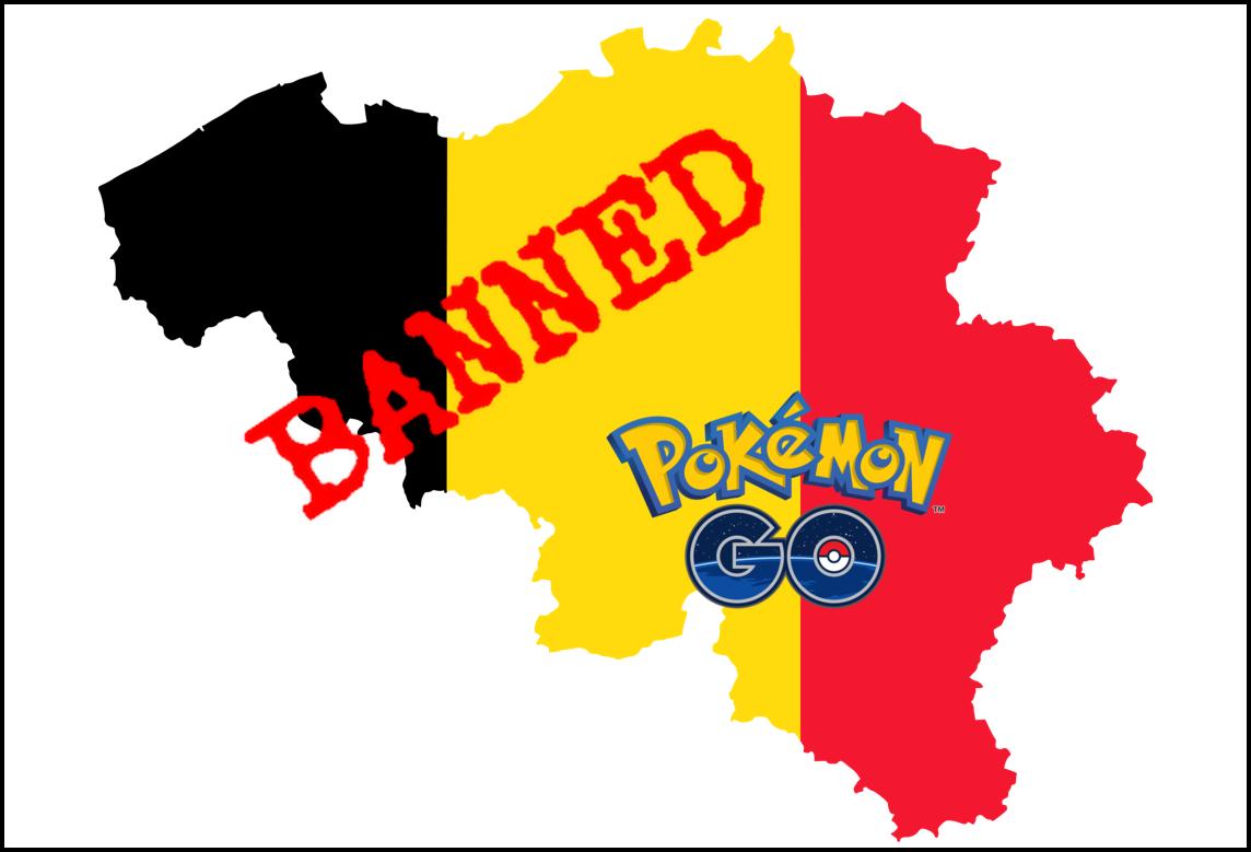 Niantic actualiza Pokémon Go… y banea un país entero
