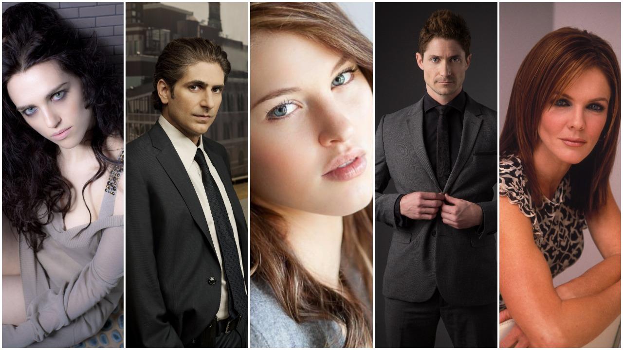 Nuevos actores para las series de DC