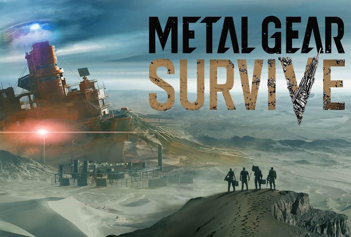 Gamescom: Revelan trailers de Metal Gear Survive y Resident Evil 7
