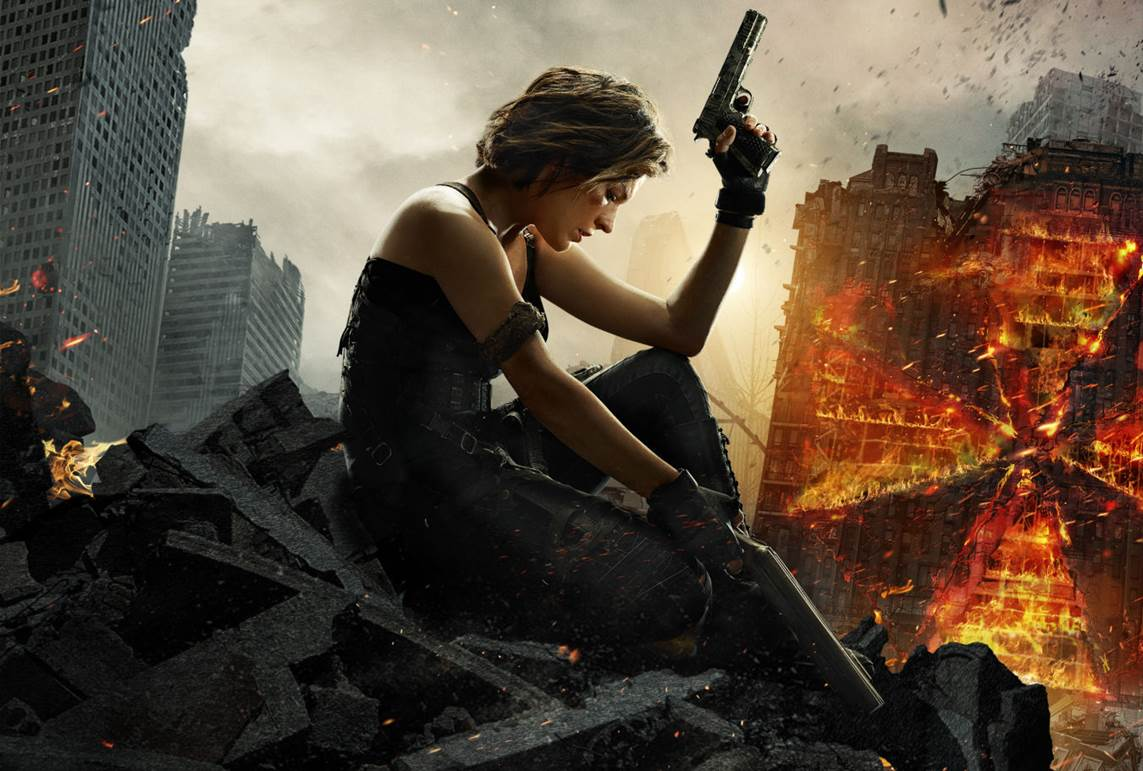 Mira los trailers de Resident Evil: The Final Chapter