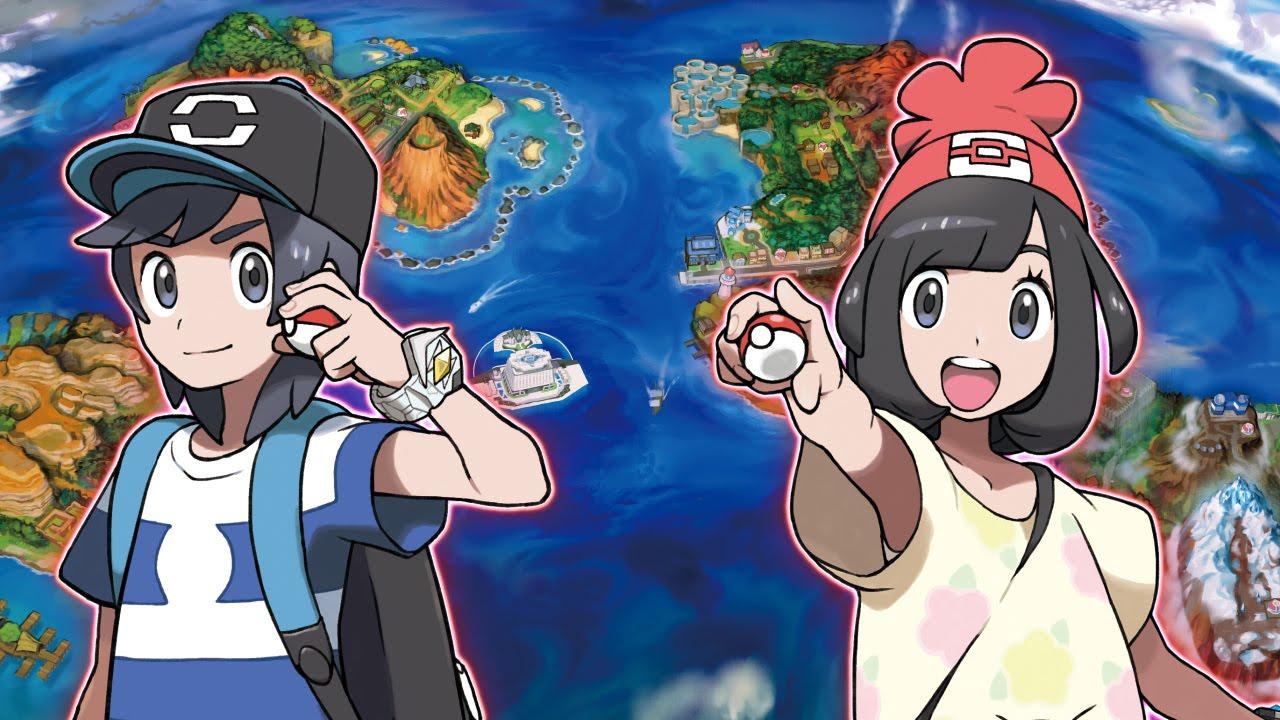 Pokémon Sol y Luna: Revelados Movimientos Z y Formas Alola