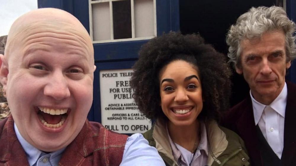 La décima temporada de Doctor Who se terminará de grabar en 2017