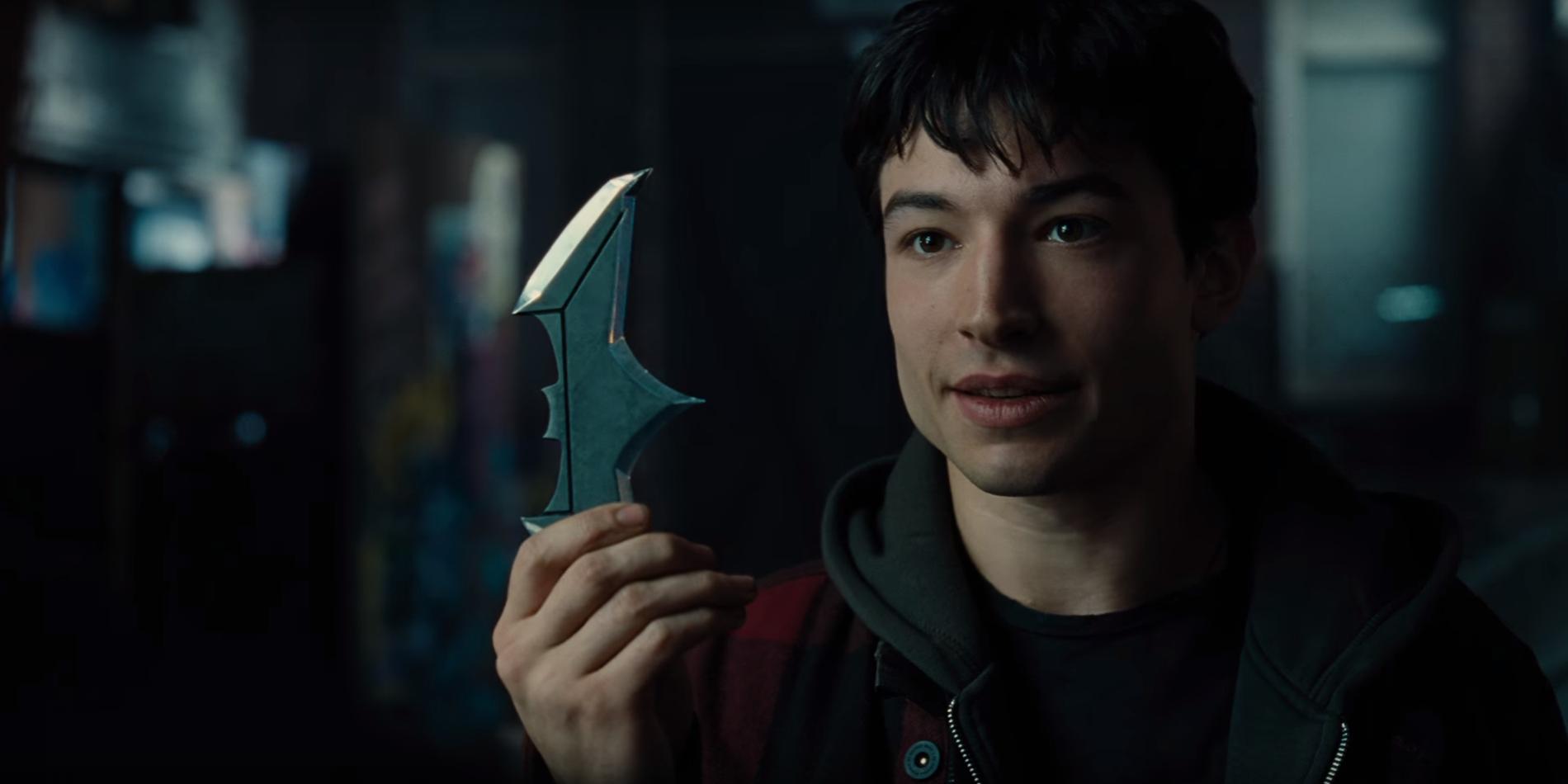 """Ezra Miller: La película de Flash será """"extremadamente divertida"""" y """"profundamente humana"""""""