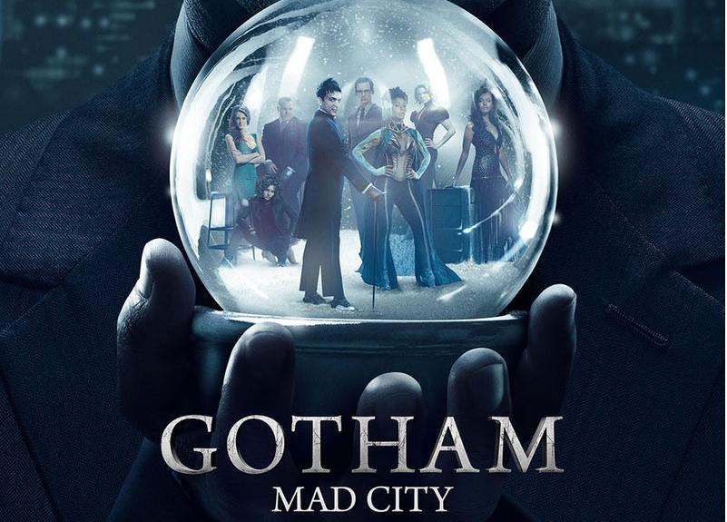 Previo a la nueva temporada: Más sobre Gotham