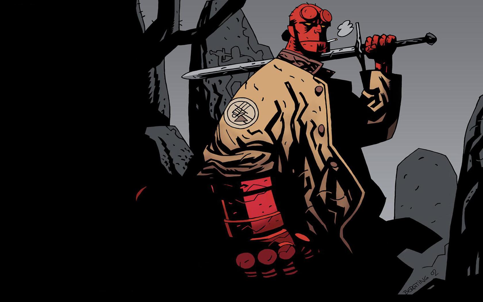 Hellboy tendrá nueva novela gráfica en 2017