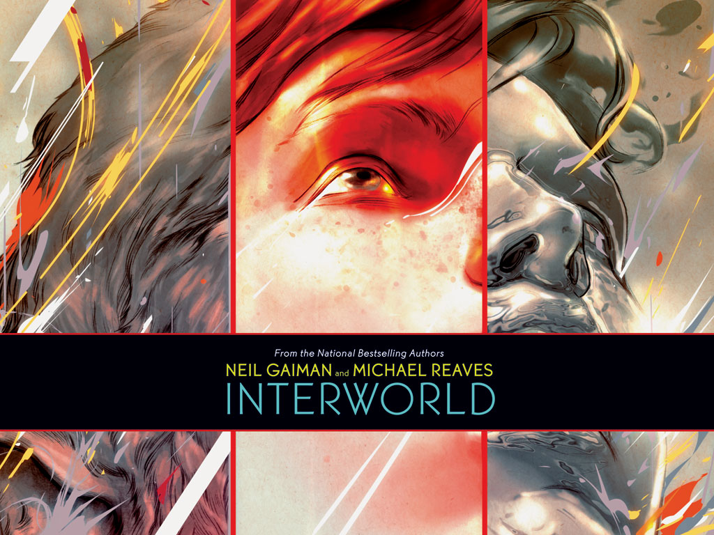InterWorld de Neil Gaiman tendrá adaptación a televisión