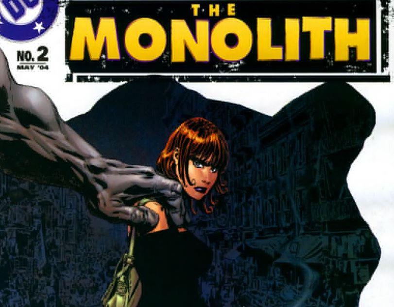 Lionsgate planea pelicula del comic The Monolith de DC