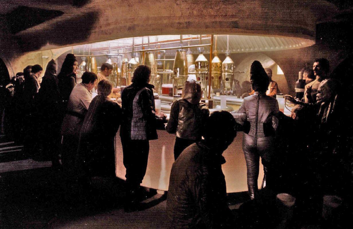 Un bar inspirado en la cantina de Mos Eisley abrirá en LA
