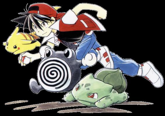 Mangakas de Pokémon Adventures aclaran rumor sobre Red y Ash