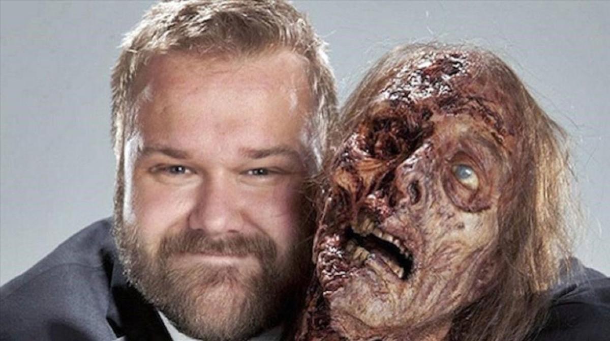 Robert Kirkman cambió el final de The Walking Dead