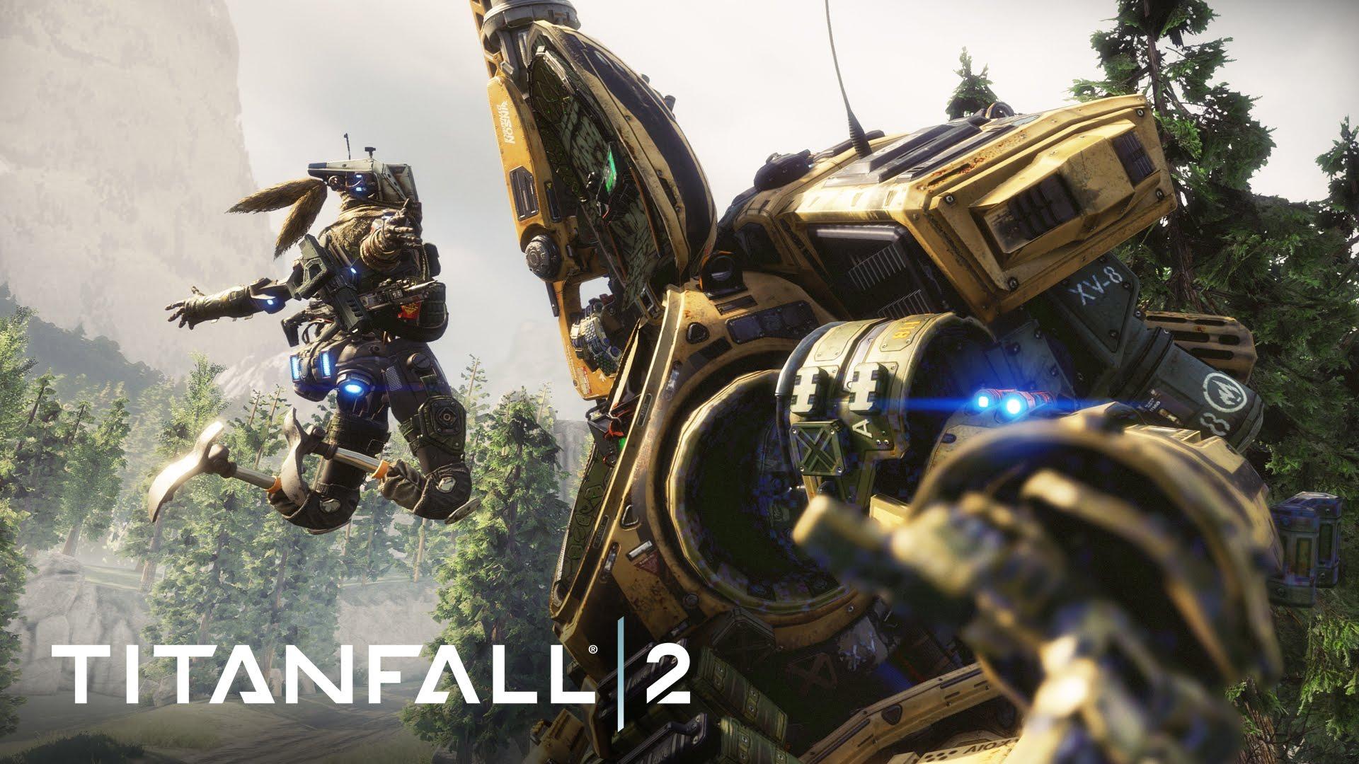 Gamescom: Revelada 1 hora de gameplay de Titanfall 2