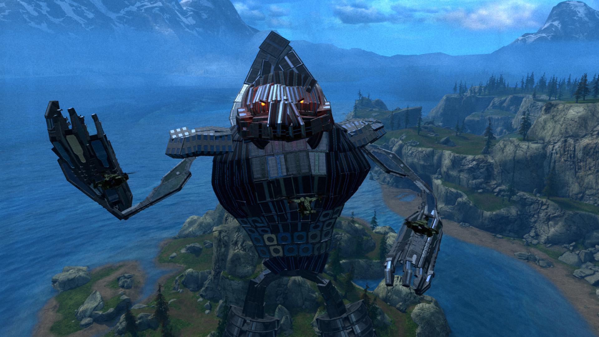 Herramientas de Forge en Halo 5 llegan a PC en septiembre