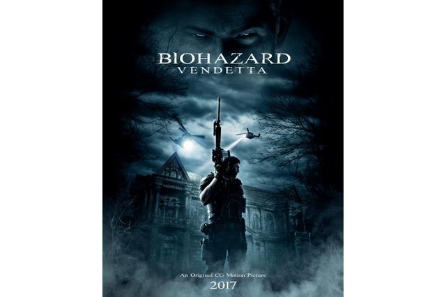 Resident Evil: Vendetta, la película CGI, saldrá en 2017