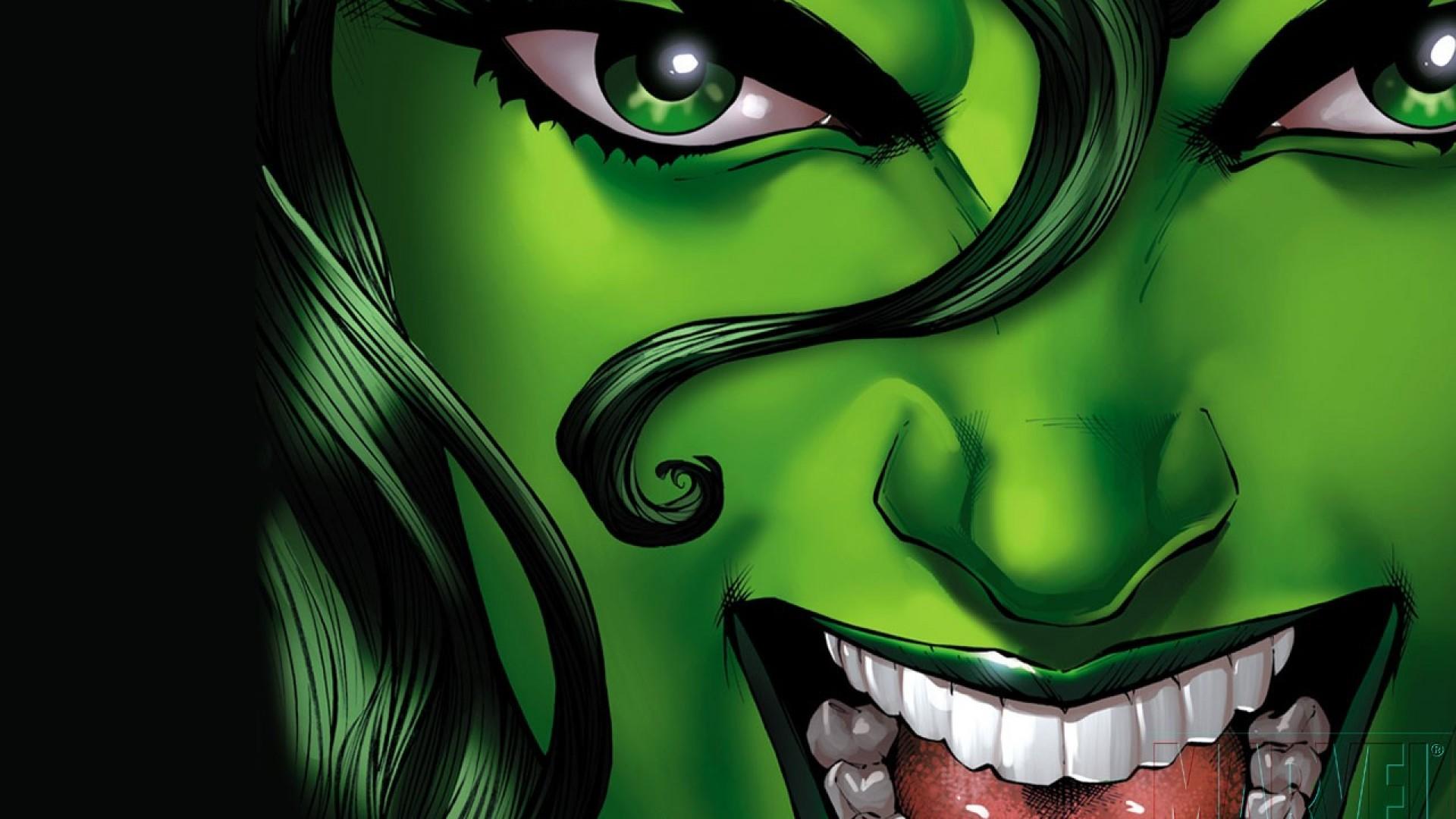 "She-Hulk será la protagonista del nuevo comic ""Hulk"""