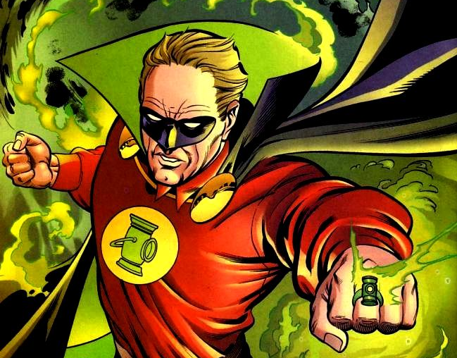 ¿Podríamos ver a Green Lantern en Legends of Tomorrow?