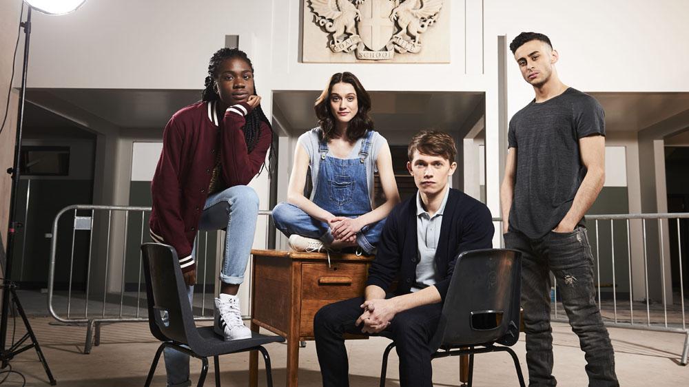 Class, el spin-off de Doctor Who, se estrenará en octubre